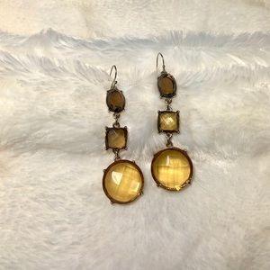 💛Banana Republic fashion earrings
